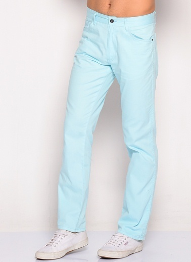 LMN by Limon Company Klasik Pantolon Yeşil